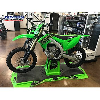 2021 Kawasaki KX450 for sale 200945073