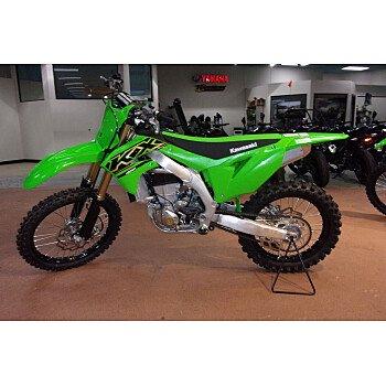 2021 Kawasaki KX450 for sale 200950014