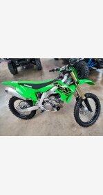 2021 Kawasaki KX450 for sale 200956001