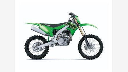 2021 Kawasaki KX450 for sale 200957644