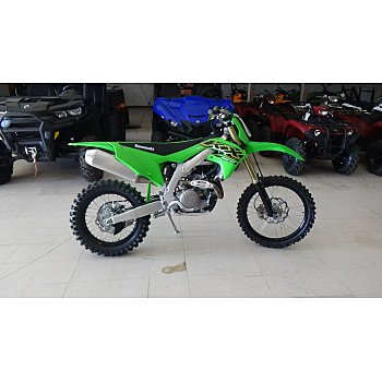 2021 Kawasaki KX450 for sale 200964111
