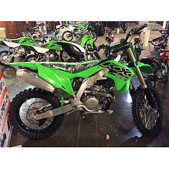2021 Kawasaki KX450 XC for sale 200982865