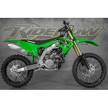 2021 Kawasaki KX450 for sale 200999103