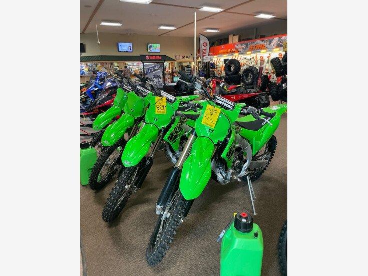 2021 Kawasaki KX450 for sale 201033414