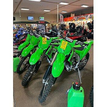 2021 Kawasaki KX450 for sale 201033420