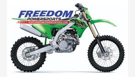 2021 Kawasaki KX450 for sale 201034712