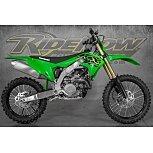2021 Kawasaki KX450 for sale 201038423