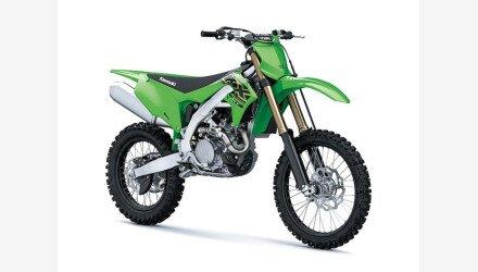 2021 Kawasaki KX450 for sale 201045753