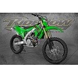2021 Kawasaki KX450 for sale 201054782