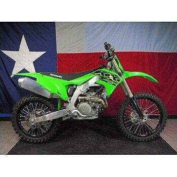 2021 Kawasaki KX450 for sale 201061460