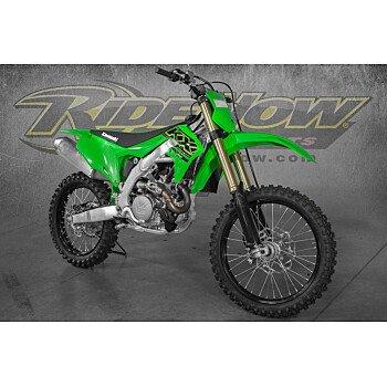 2021 Kawasaki KX450 XC for sale 201065200