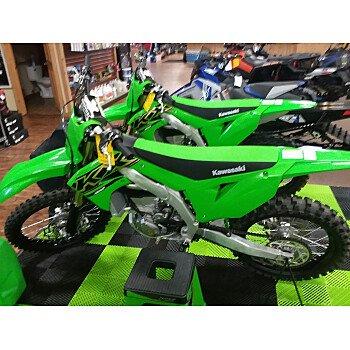 2021 Kawasaki KX450 for sale 201065496