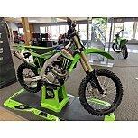 2021 Kawasaki KX450 for sale 201141942