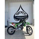 2021 Kawasaki KX450 for sale 201161100