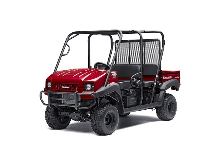 2021 Kawasaki Mule 2500 4010 Trans4x4 specifications