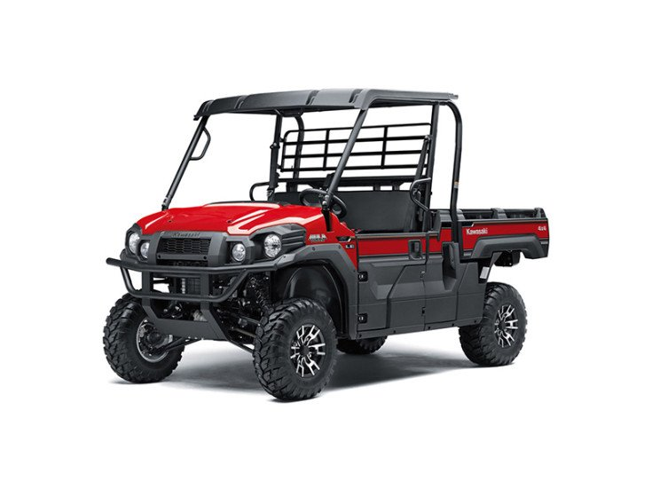 2021 Kawasaki Mule PRO-FX EPS LE specifications