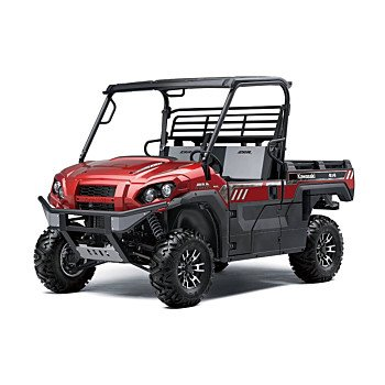 2021 Kawasaki Mule PRO-FXR for sale 201080631