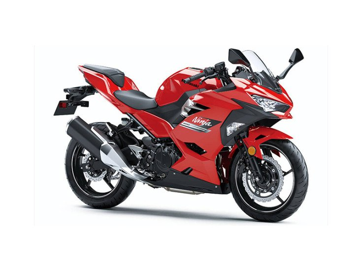 2021 Kawasaki Ninja 400 Base specifications