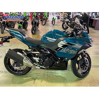 2021 Kawasaki Ninja 400 ABS for sale 201029897