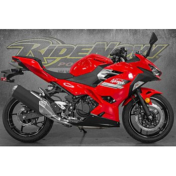 2021 Kawasaki Ninja 400 ABS for sale 201072032