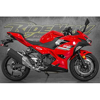 2021 Kawasaki Ninja 400 ABS for sale 201072169