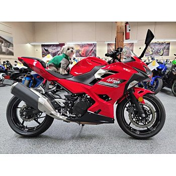2021 Kawasaki Ninja 400 for sale 201081681