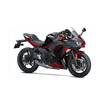 2021 Kawasaki Ninja 650 for sale 201081017