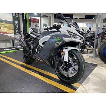 2021 Kawasaki Ninja ZX-6R ABS for sale 201062816