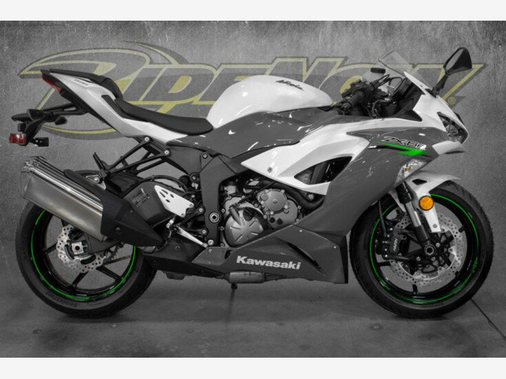 2021 Kawasaki Ninja ZX-6R ABS for sale 201063603