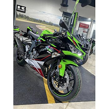 2021 Kawasaki Ninja ZX-6R for sale 201067555