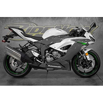 2021 Kawasaki Ninja ZX-6R ABS for sale 201072253