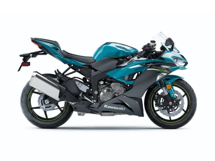 2021 Kawasaki Ninja ZX-6R ABS for sale 201080972