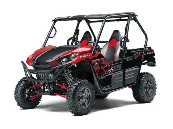 2021 Kawasaki Teryx S LE for sale 201113317