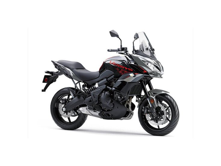 2021 Kawasaki Versys ABS specifications