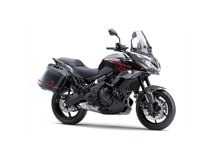 2021 Kawasaki Versys LT specifications