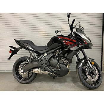 2021 Kawasaki Versys 650 ABS for sale 200995670