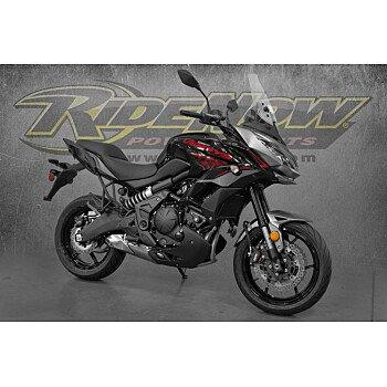 2021 Kawasaki Versys 650 ABS for sale 201019181