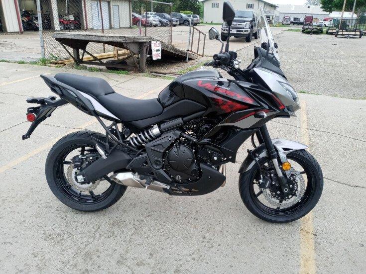 2021 Kawasaki Versys 650 ABS for sale 201030445