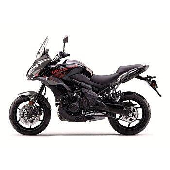 2021 Kawasaki Versys for sale 201065045