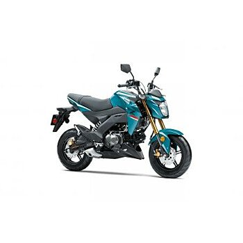 2021 Kawasaki Z125 Pro for sale 201046989
