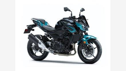 2021 Kawasaki Z400 for sale 200998191