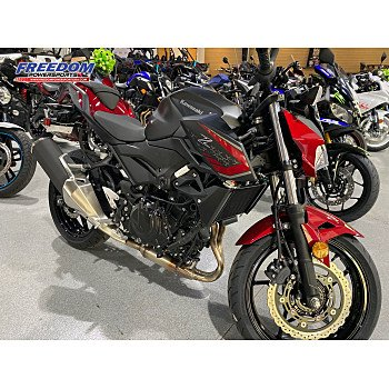 2021 Kawasaki Z400 ABS for sale 201002123