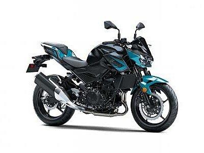 2021 Kawasaki Z400 ABS for sale 201033472