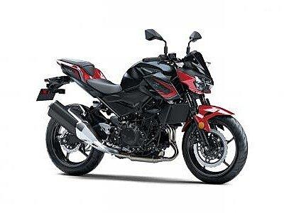 2021 Kawasaki Z400 ABS for sale 201040235