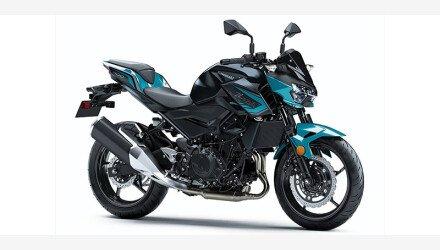 2021 Kawasaki Z400 ABS for sale 201061668