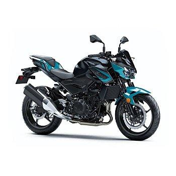 2021 Kawasaki Z400 ABS for sale 201065228