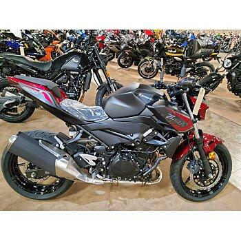 2021 Kawasaki Z400 ABS for sale 201071893