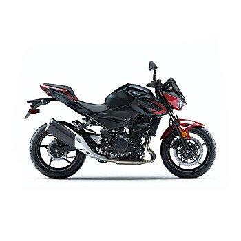 2021 Kawasaki Z400 ABS for sale 201078205