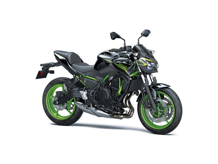 2021 Kawasaki Z650 Base specifications