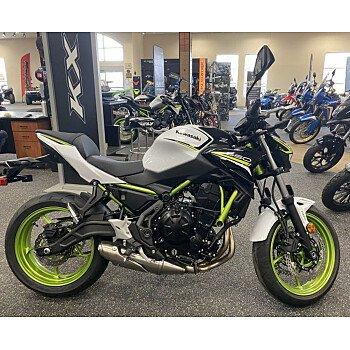 2021 Kawasaki Z650 for sale 200996988